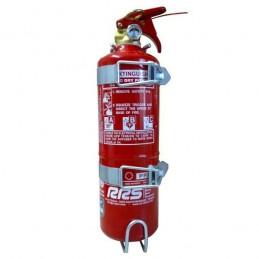 Gaśnica ręczna RRS stalowa 2kg