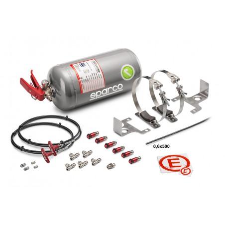System gaśniczy Sparco (01496MAL)