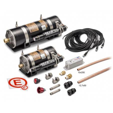 System gaśniczy Sparco (01494EANGT)