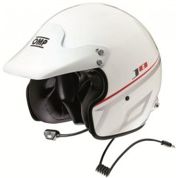 Kask OMP J8 Intercom...