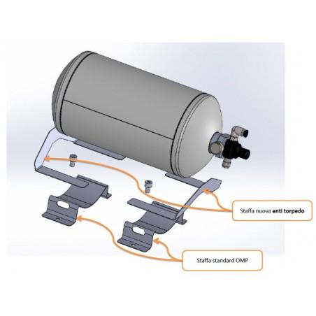 """Adapter """"Anti-torpedo"""" do systemów gaśniczych OMP"""