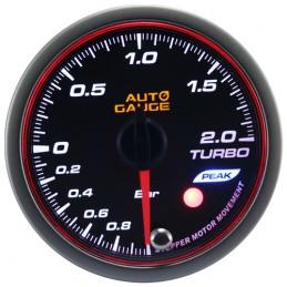 Wskaźnik doładowania turbo...