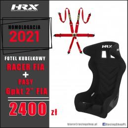 Fotel Kubełkowy HRX RACER...
